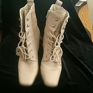 Maron Talley Boots, size6M, 2.5 inch heel